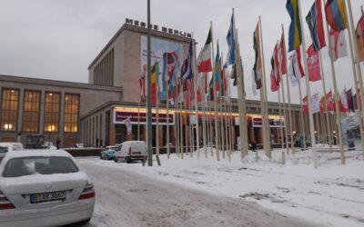 Berlin doček Nove 2020