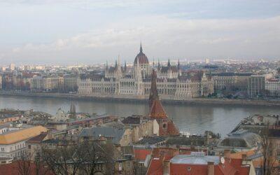 Budimpešta doček Nove 2020