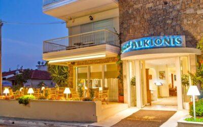 Hotel Alkyonis 2* Nea Kalikratia