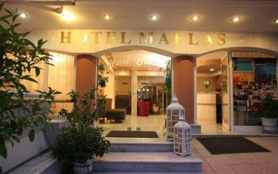Hotel Mallas 3* Nea Kalikratia