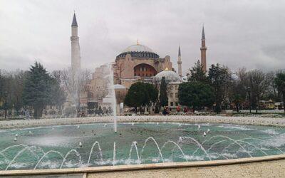 Istanbul doček Nove 2020