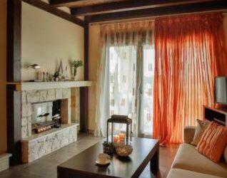 Nefeli bungalow sa dve sobe prizemlje