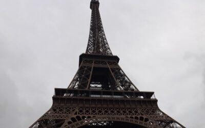 Pariz doček Nove 2020