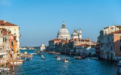 Venecija doček Nove 2020