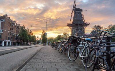 Amsterdam doček Nove 2020