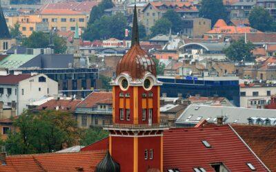 Sarajevo doček Nove 2020